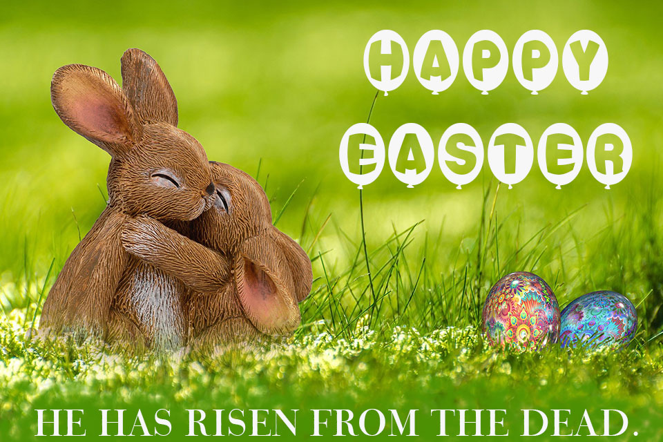 This Easter brings Joy, This Easter brings Laughter, Easter produces God Endless Blessings, Easter draws fresh love... Happy Easter to You with all best prayers.