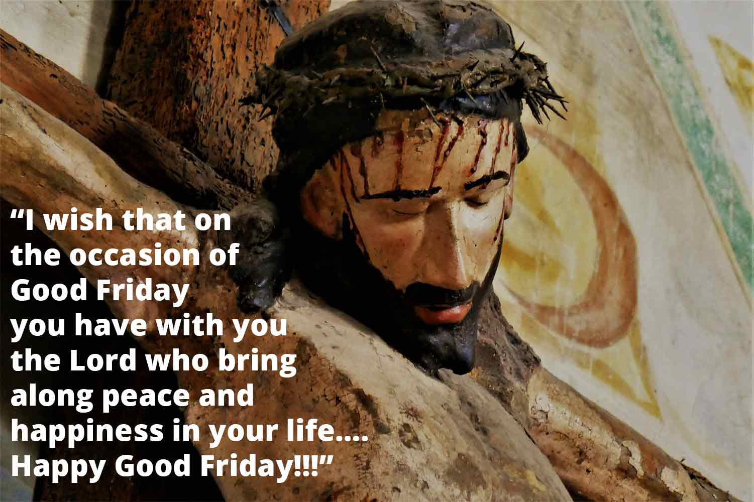 My bible song wishes you happy good Friday 2019
